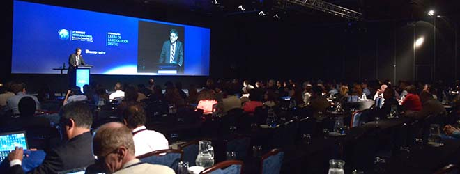 FUNIBER participó en Chile en el II Summit Internacional de Educación Online