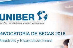 FUNIBER lanza en Costa Rica la última Convocatoria de Becas de Formación para el año 2016