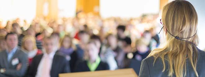 FUNIBER presenta los programas de postgrado a estudiantes de la UNAH