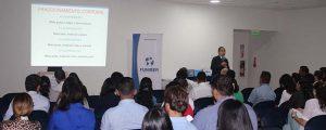 Éxito de asistencia a la conferencia en Nicaragua sobre la relevancia de la composición corporal del deportista organizada por FUNIBER