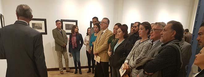 """Inaugurada la exposición """"La Tauromaquia"""" de Goya en Ciudad León (México)"""