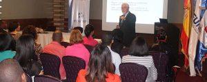 Jesús Arzamendi imparte en República Dominicana Taller sobre cómo elaborar una Tesis Doctoral