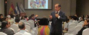 Gran interés en El Salvador por la conferencia sobre alimentación saludable organizada por FUNIBER