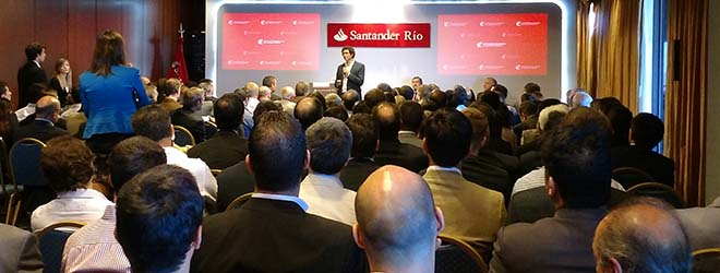 Director de FUNIBER Argentina asiste a Seminario acerca de la importancia de la PyMES