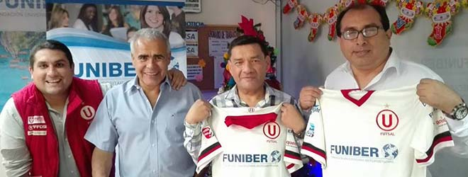 Director de FUNIBER Perú resume el año 2016 para United Marketing Deportivo