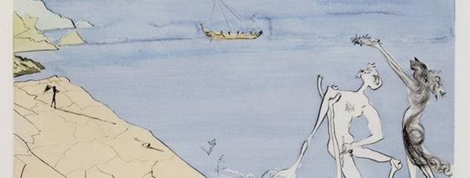 """Exposición """"Los Laureles del éxito"""" de Dalí en León (España)"""