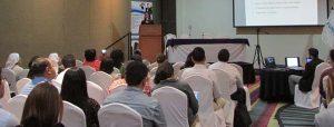 Exitosa conferencia en El Salvador acerca de los malos tratos en la infancia