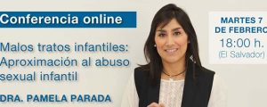 funiber-conferencia-online-elsalvador-maltrato-infantil