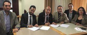 FUNIBER y el Colegio de Psicólogos de Guatemala firman un convenio de Becas de Formación