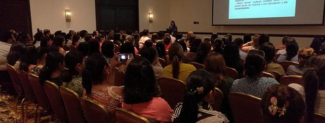 Conferencias en Honduras acerca del maltrato infantil despiertan gran interés