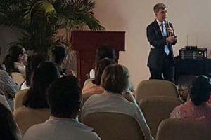 Dr. Battino destaca en México la importancia de los compuestos bioactivos de origen vegetal para la salud