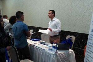 Participantes en la FIEP de Panamá destacan la diversidad de postgrados de FUNIBER
