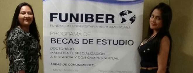 Concluye con éxito la participación de FUNIBER en la Feria QS World Grad School Tour