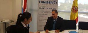 FUNIBER se reúne con la Asociación de Ingenieros Ambientales del Paraguay