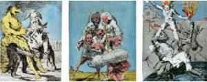 """Exposición """"Goya y Dalí, Del Capricho al Disparate"""" en la Universidad Europea del Atlántico"""