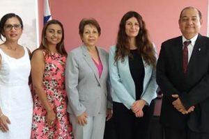 FUNIBER se reúne en Panamá con el Instituto para el Fomento y Aprovechamiento de los Recursos Humanos (IFARHU)