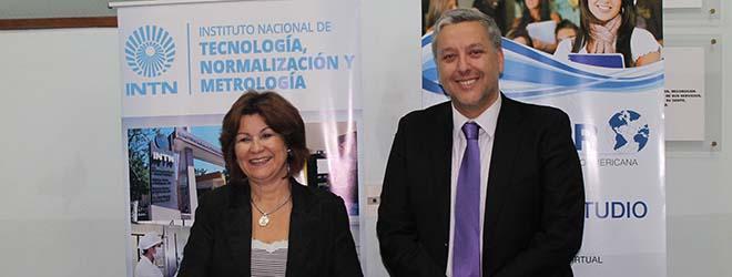 FUNIBER firma un convenio de colaboración con el Instituto Nacional de Tecnología, Normalización y Metrología de Paraguay