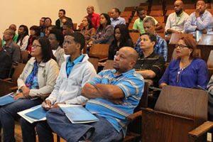FUNIBER realiza conferencia acerca del cambio climático en el Ministerio de Medio Ambiente de República Dominicana