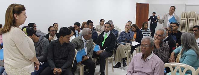 FUNIBER realiza en la Universidad Católica Tecnológica del Cibao charla acerca del cambio climático