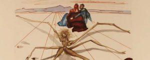 """""""La Divina Comedia"""" de Dalí en Santiago de los Caballeros (República Dominicana)"""