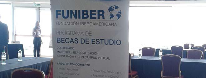 FUNIBER realiza sesión informativa sobre Convocatoria de Becas 2017 en República Dominicana