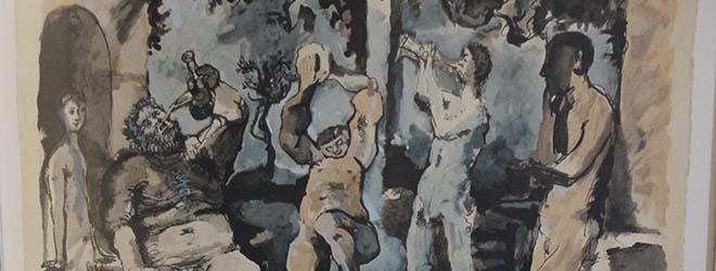 Exposición de grabados de Picasso prorrogada en Perú hasta el 30 de abril