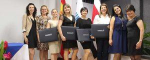 FUNIBER celebra en Costa Rica acto de entrega de títulos