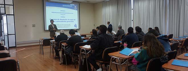 FUNIBER organiza seminario sobre la experiencia mexicana de desalinización de agua de mar
