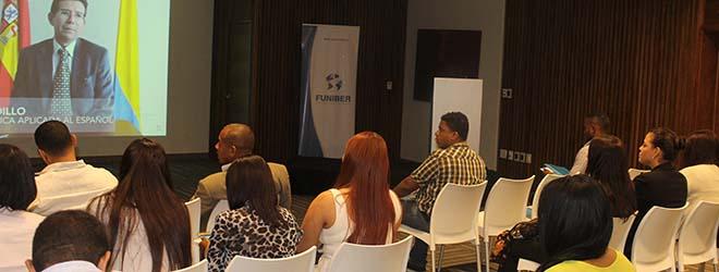 Éxito de asistencia en la Convocatoria de Becas FUNIBER 2017 en Santo Domingo