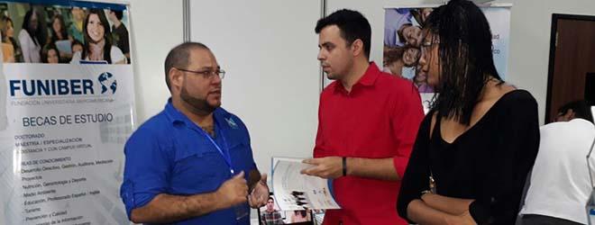 FUNIBER Panamá se presenta en la Feria EDUCATE 2017