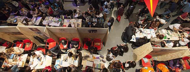 FUNIBER participa en la II Expo Postgrados 2017 en Lima (Perú)