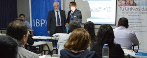 FUNIBER presenta oferta formativa en el Instituto Buen Pastor en Lima (Perú)
