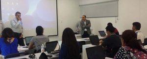 Alumnos becados por FUNIBER participan en Seminario Internacional para formación de Doctorandos Doctorado en Proyectos