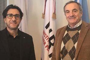 FUNIBER firma convenio de colaboración con el IURP en Argentina