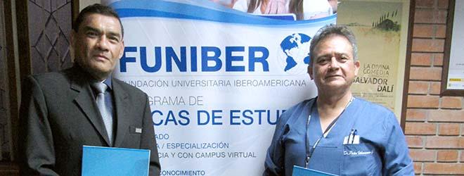 FUNIBER firma convenio de colaboración con el CEPICISA en Perú