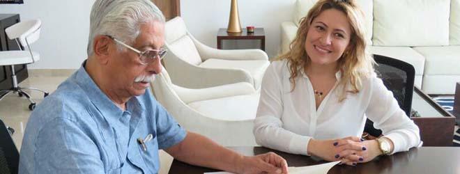 FUNIBER firma convenio interinstitucional con TECNAR