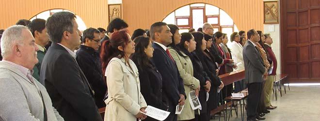 FUNIBER participó en la ceremonia del 24º aniversario del IBP