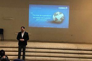 FUNIBER realiza capacitación a profesionales del Hospital Regional Dr. Juan Noé