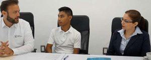 FUNIBER otorga beca a alumno de México para estudiar Ingeniería Informática en España