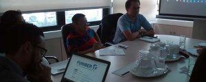 FUNIBER realizó taller de inducción al campus virtual