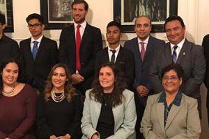 Alumnos mexicanos becados por FUNIBER viajan a España para iniciar estudios en UNEATLANTICO