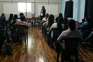 Charla informativa en Paraguay sobre Convocatoria de Becas FUNIBER 2017- 2018