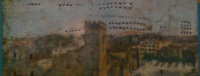 Último proyecto pictórico de Anna Tamayo se expondrá en la Universidad de León