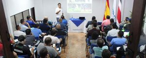 FUNIBER Costa Rica presentó conferencia sobre rendimiento deportivo