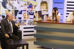 Entrevista a FUNIBER trasmitida por Carivision en República Dominicana