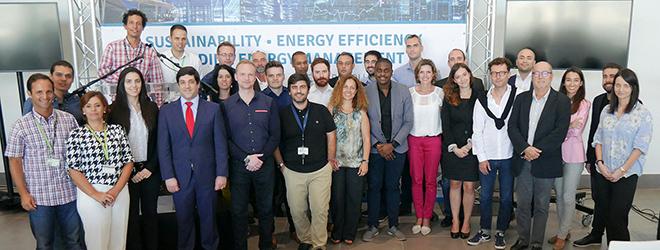 FUNIBER participa en la presentación del Proyecto Europeo Energy IN Time