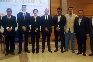 Directivos y profesionales se dan cita en las Jornadas Empresariales de Lisboa organizadas por FUNIBER