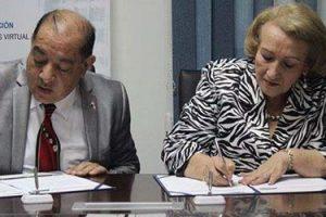 FUNIBER Panamá firma convenio de colaboración con UNACHI