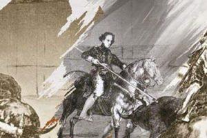Grabados de La Tauromaquia de Goya se exponen en Panamá