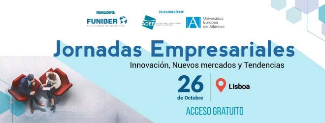 FUNIBER organiza Jornadas Empresariales en Lisboa